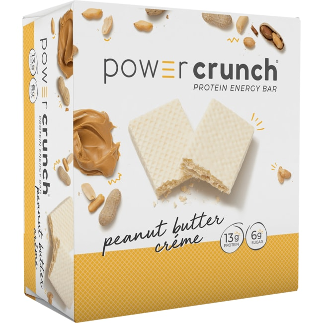 BioNutritional Research GroupPower Crunch Protein Energy Bar Peanut Butter Creme