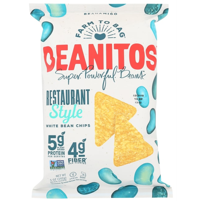 BeanitosWhite Bean Chips - Restaurant Style