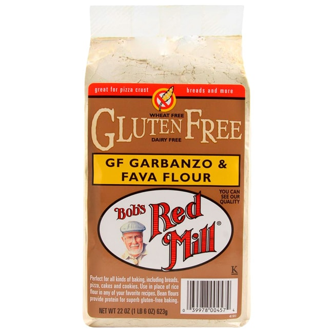 Bob's Red MillGluten Free Garbanzo and Fava Flour