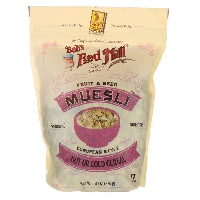 Bob's Red Mill Muesli - Fruit & Seed