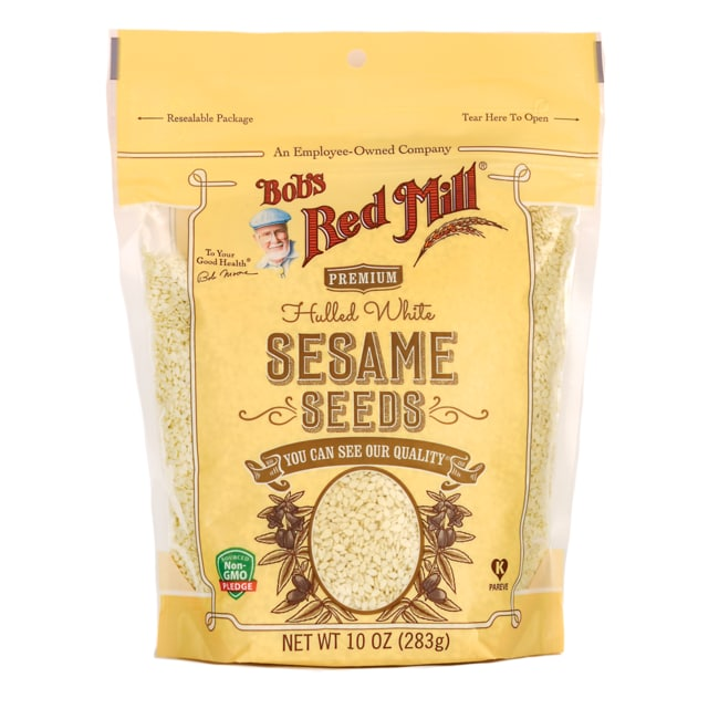 Bob's Red MillPremium Hulled White Sesame Seeds