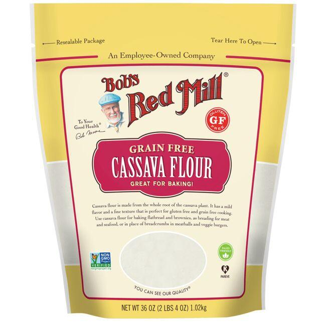 Bob's Red MillGrain Free Cassava Flour