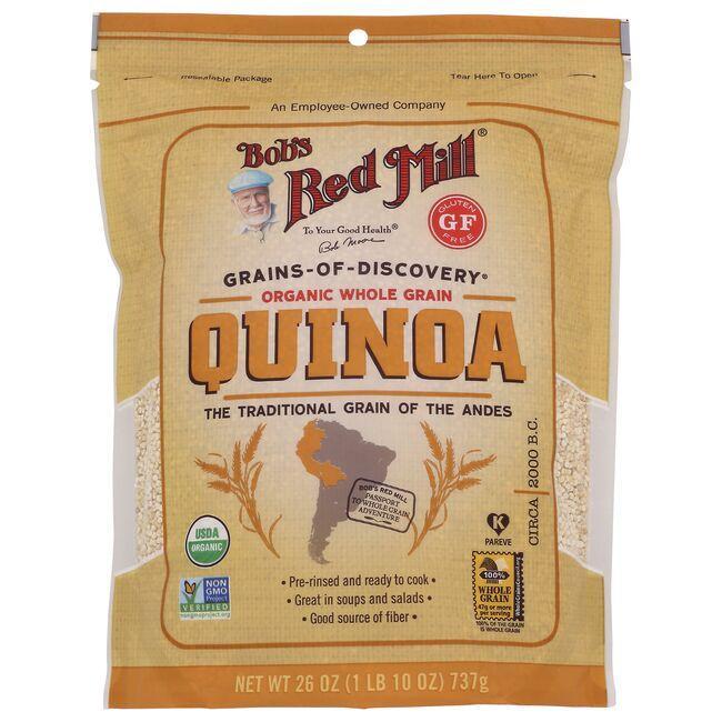 Bob's Red MillOrganic Whole Grain Quinoa