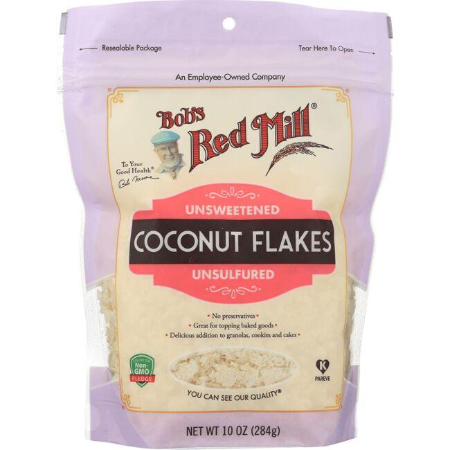 Bob's Red Mill Unsweetened Coconut Flakes