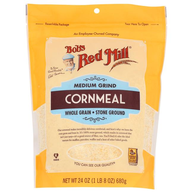 Bob's Red Mill Medium Grind Cornmeal