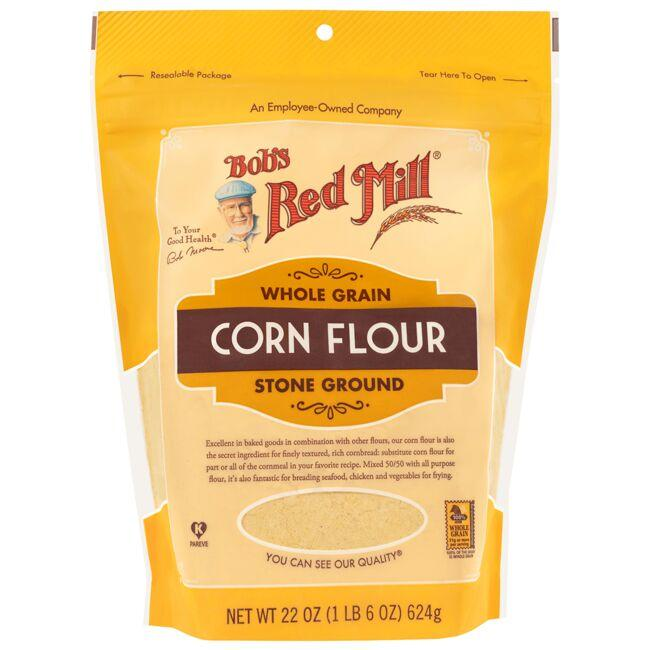 Bob's Red Mill Yellow Corn Flour