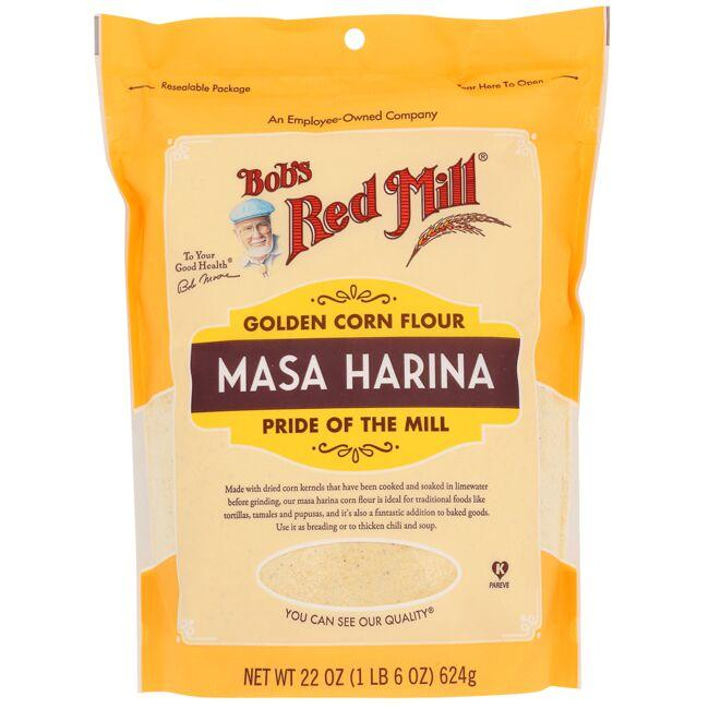 Bob's Red Mill Golden Corn Flour Masa Harina