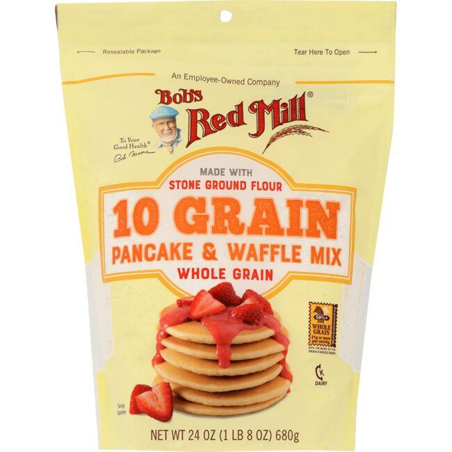 Bob's Red Mill10 Grain Pancake Waffle Mix