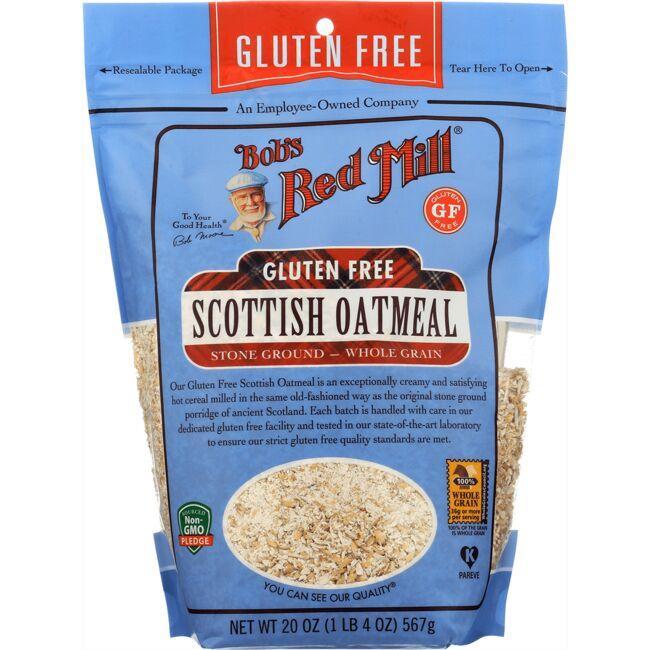 Bob's Red MillGluten Free Scottish Oatmeal