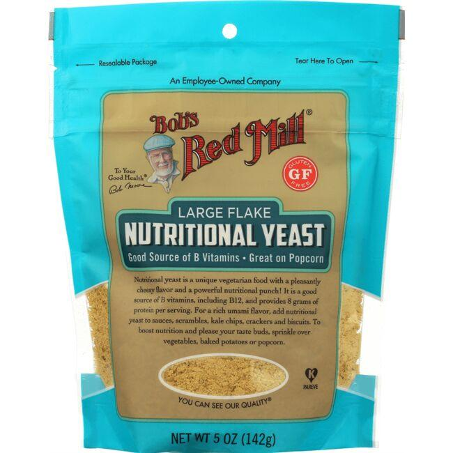 Bob's Red MillLarge Flake Nutritional Yeast