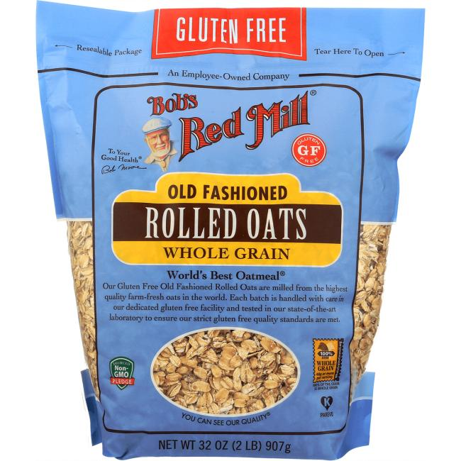 Bob's Red MillGluten Free Old Fashioned Rolled Oats