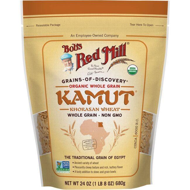Bob's Red MillOrganic Whole Grain Kamut