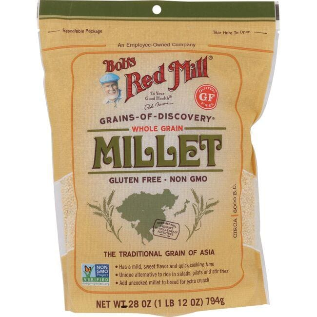 Bob's Red Mill Whole Grain Millet