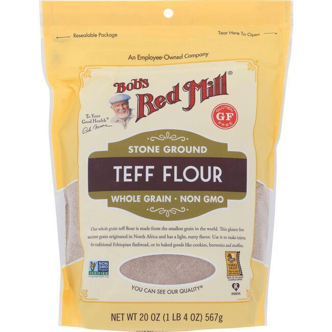 Bob's Red MillStone Ground Teff Flour