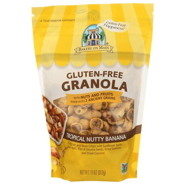 Bakery on Main Gluten Free Granola - Tropical Nutty Banana