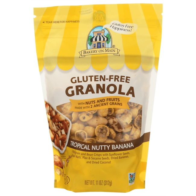 Bakery on MainRainforest Granola