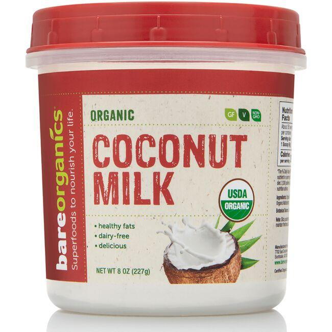 BareOrganicsOrganic Coconut Milk