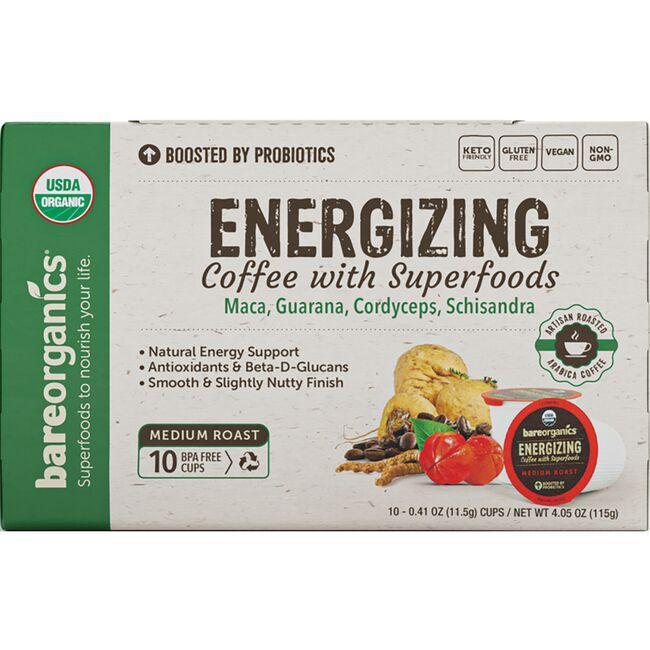 BareOrganicsEnergizing Coffee with Superfoods