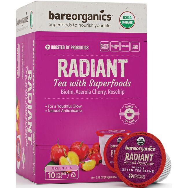 BareOrganics Beauty Tea with Superfoods