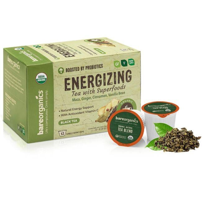 BareOrganicsEnergizing Tea with Superfoods