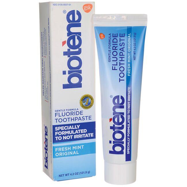 BioteneFluoride Toothpaste - Fresh Mint Original