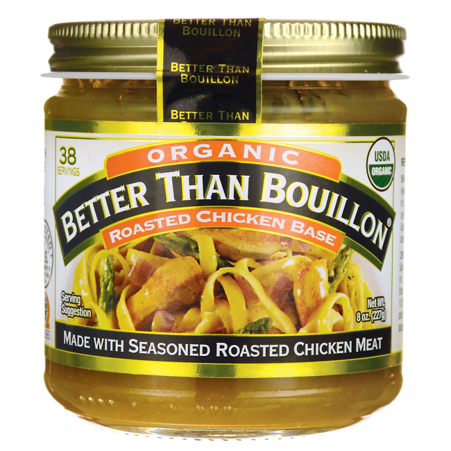 Better Than BouillonOrganic Chicken Base