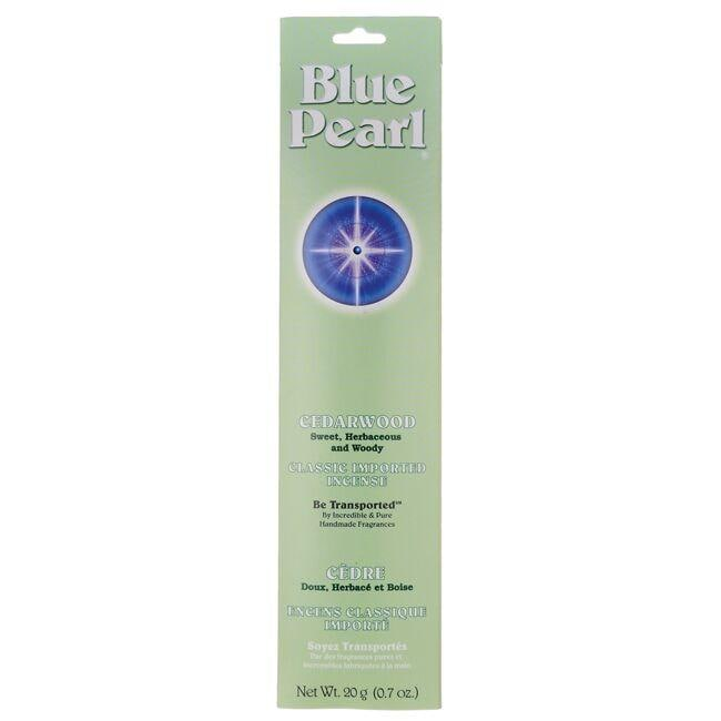 Blue Pearl Cedarwood Incense Sticks