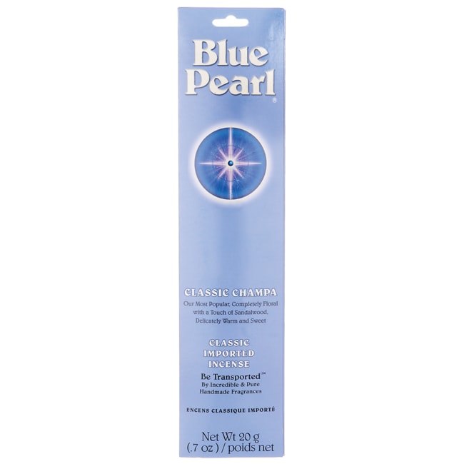 Blue PearlClassic Champa Incense