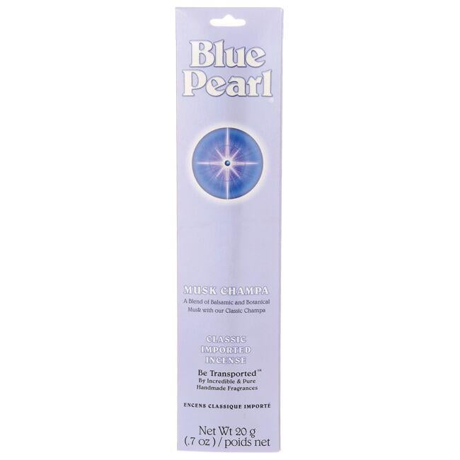 Blue PearlMusk Champa Incense Sticks