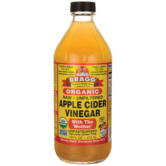 BraggOrganic Apple Cider Vinegar