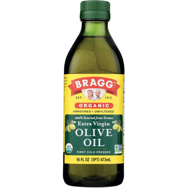 BraggOrganic Extra Virgin Olive Oil