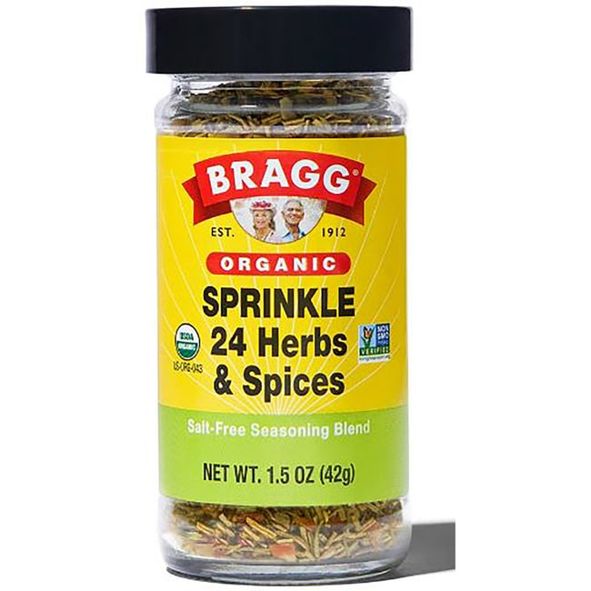 BraggOrganic Sprinkle Seasoning