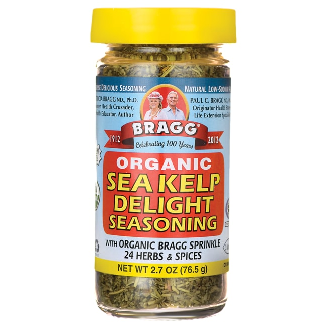 BraggOrganic Sea Kelp Delight Seasoning