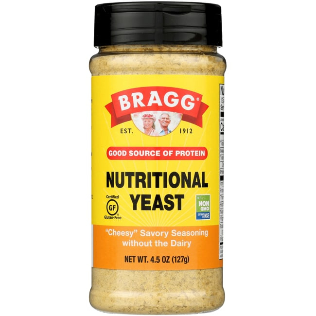 BraggPremium Nutritional Yeast Seasoning