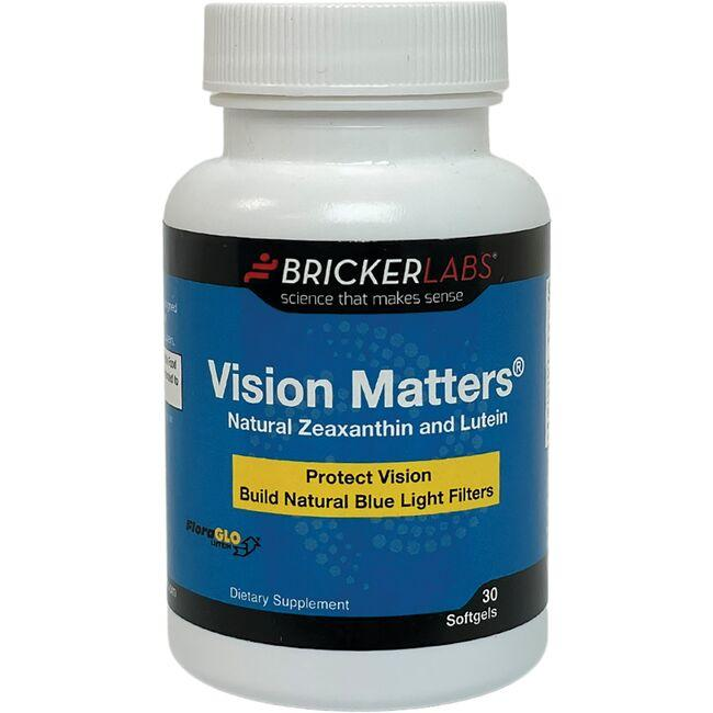 Bricker Labs Zeaxanthin with Lutein