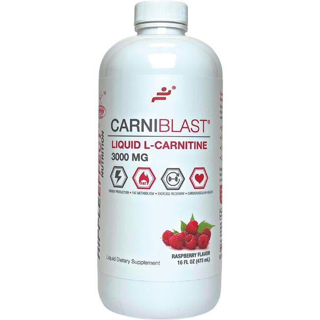 Bricker Labs Carnipure L-Carnitine - Raspberry Flavor