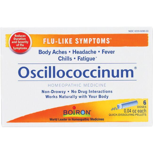 BoironOscillococcinum
