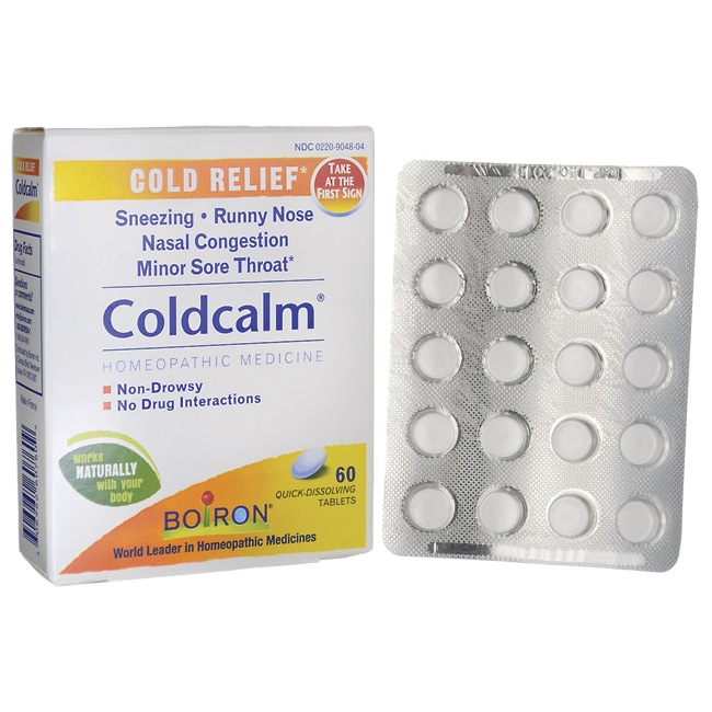 BoironColdcalm