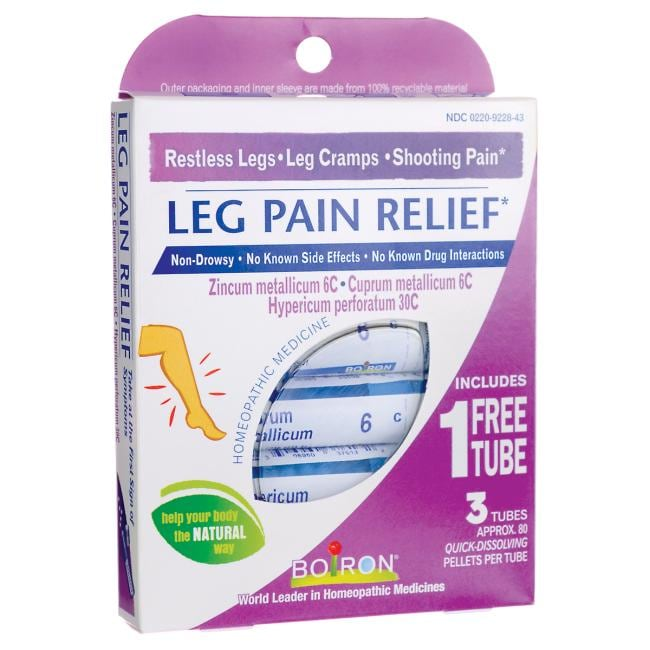 Boiron Leg Pain Relief