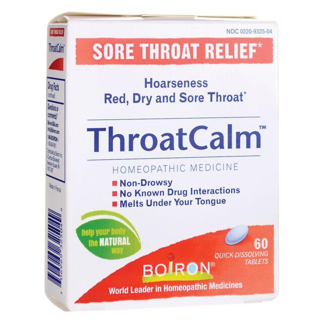 Boiron ThroatCalm