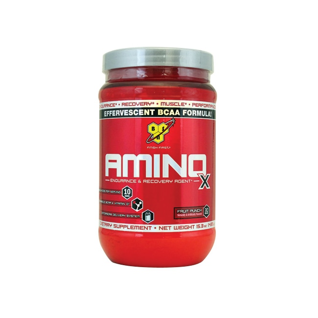 BSN Amino-X - Fruit Punch