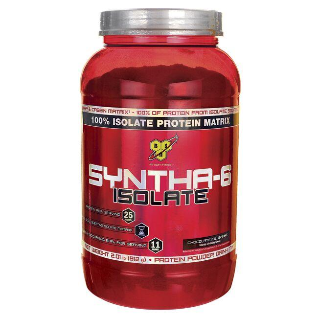 BSN Syntha-6 Isolate - Chocolate Milkshake