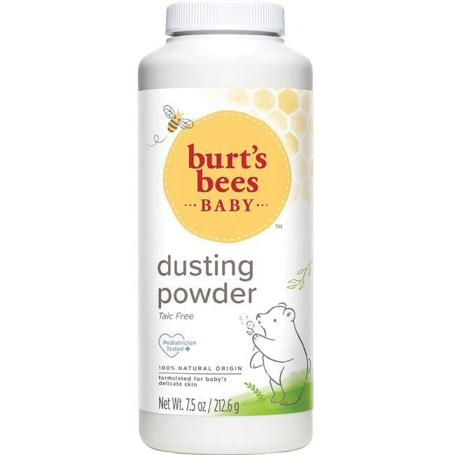 Burt's Bees Baby Bee Dusting Powder Talc Free - Original