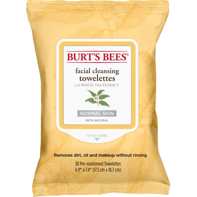Burt's BeesFacial Cleansing Towelettes