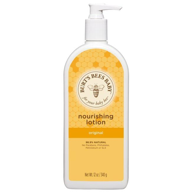 Burt's Bees Baby Bee Nourishing Lotion - Original