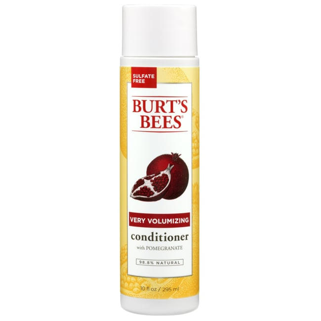 Burt's BeesVery Volumizing Conditioner with Pomegranate