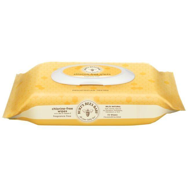 Burt's BeesBaby Bee Chlorine-Free Wipes