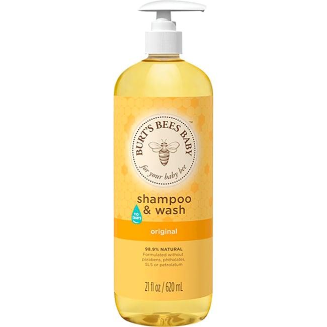 Burt's Bees Baby Bee Shampoo & Wash Tear Free