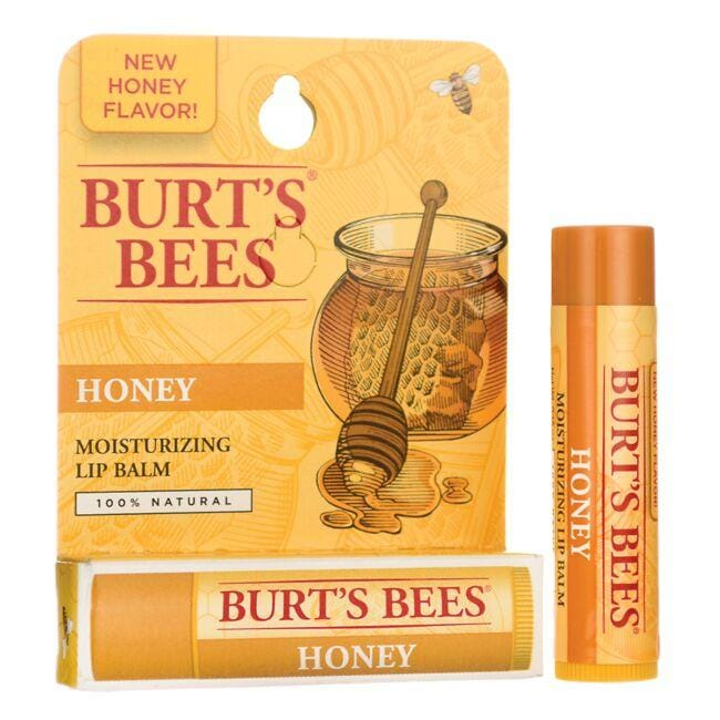 Burt's Bees Moisturizing Lip Balm - Honey