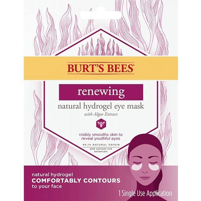 Burt's BeesRenewing Natural Hydrogel Eye Mask